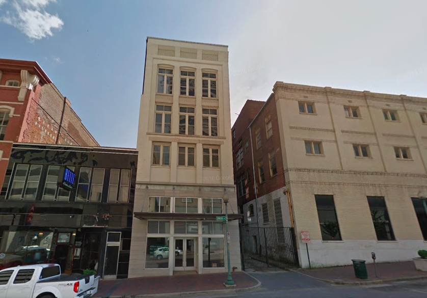 A new restaurant is planned for this building at 115 Union. - GOOGLE MAPS