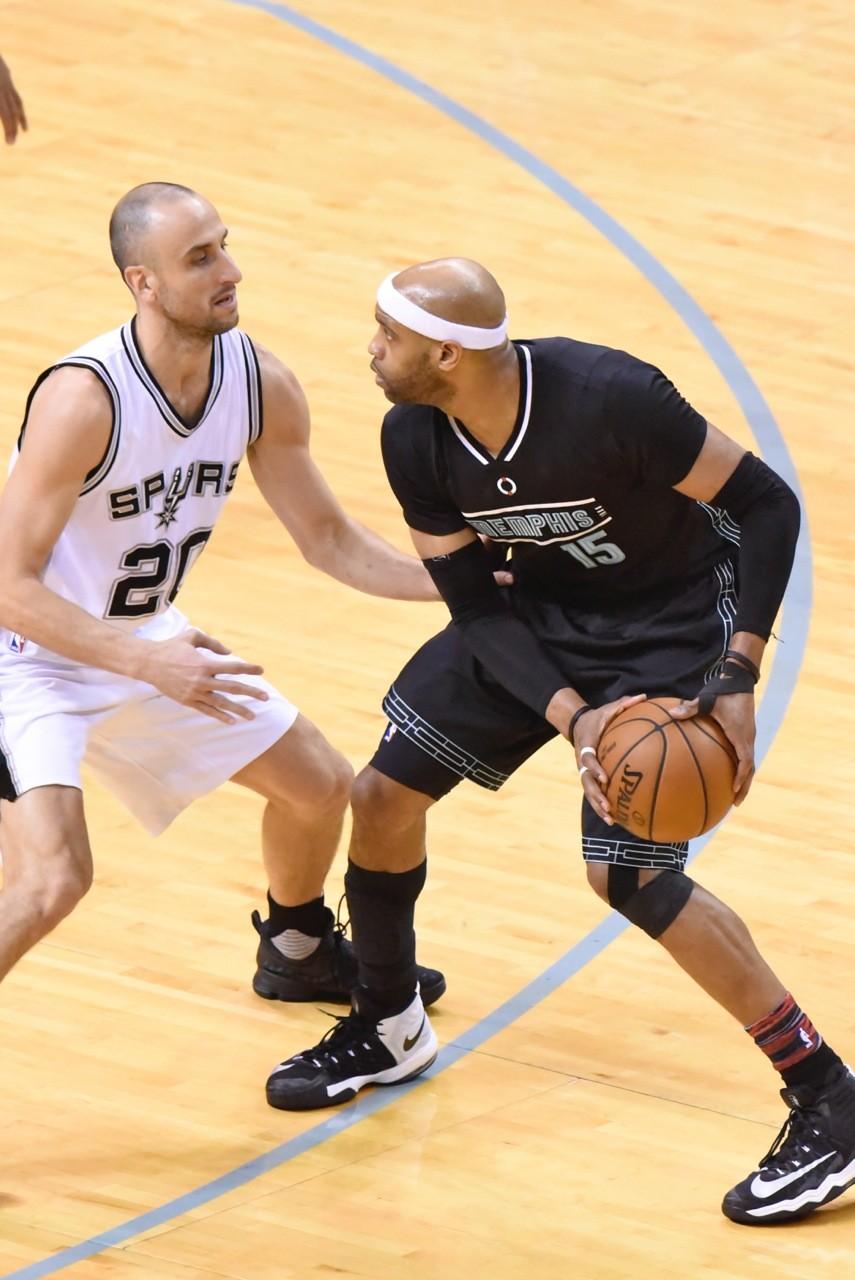 Grizzlies 89, Spurs 74: Vince Carter's Block Party | Beyond the Arc