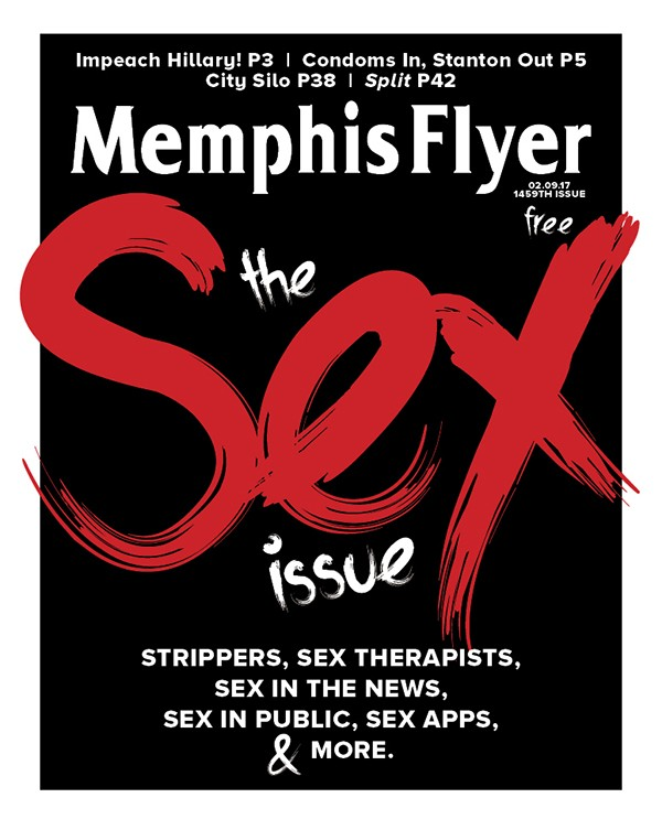 The Sex Issue 2017