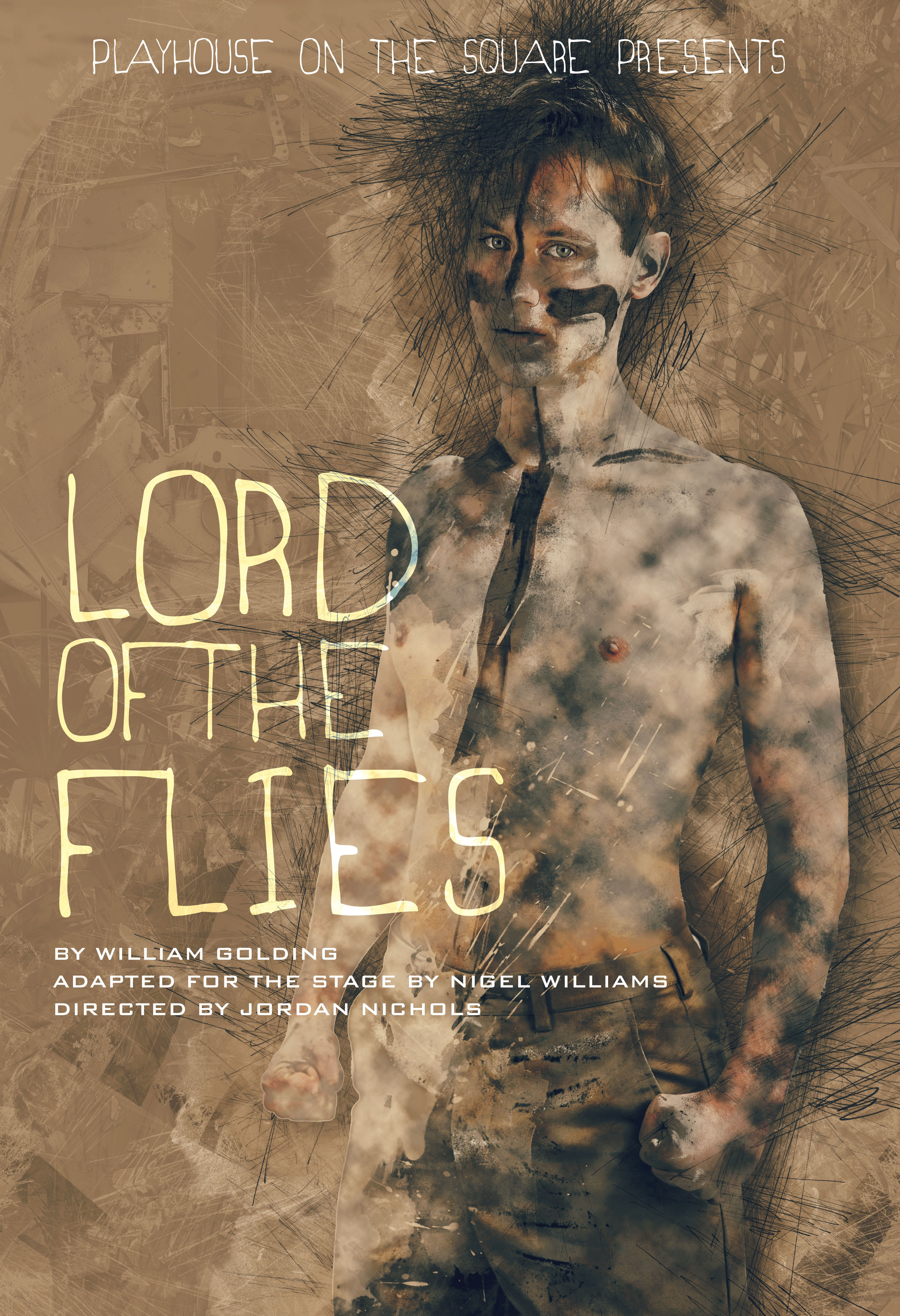 lord of the flies the fair Boekverslag engels lord of the flies door william golding  he is an attractive  boy, unlike piggy, and he has blue eyes and fair hair in the beginning ralph is.