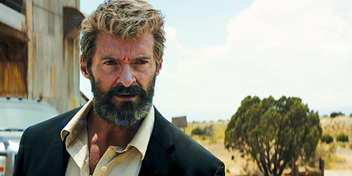 Hugh Jackman dusts off his adamantium claws for his mutant swan song performance in Logan