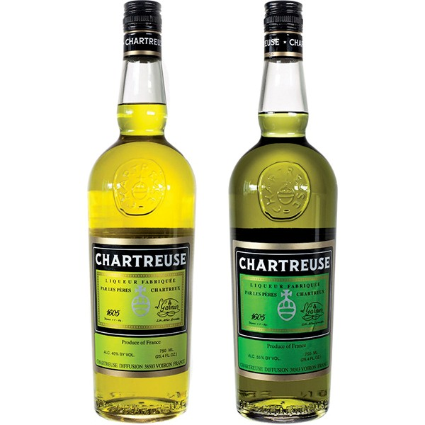 Chartreuse food wine memphis news and events for What color goes with chartreuse