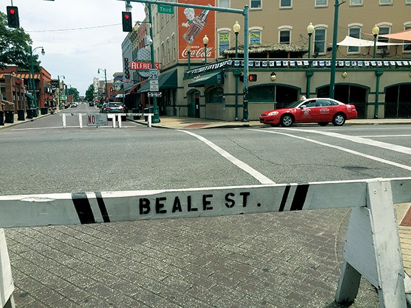 Beale and Third - ALAINA GETZENBERG