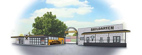 Railgarten - FACEBOOK