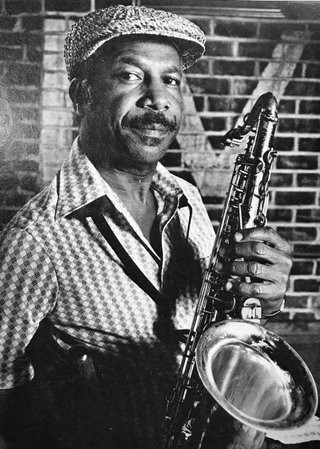 Herman Green in 1984 - PAUL DAGYS