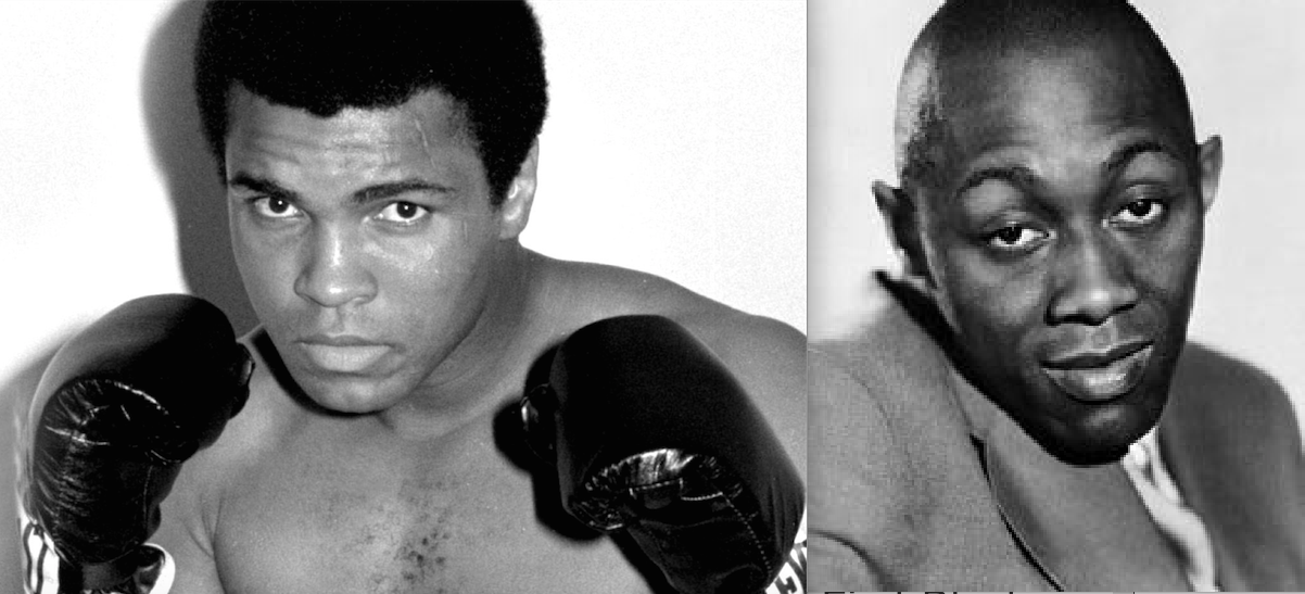 Muhammad Ali, Lincoln Perry AKA Stepin Fetchit