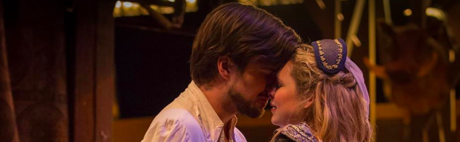 Shakespeare, Love, etc. - CARLA THE MAGNIFICENT.