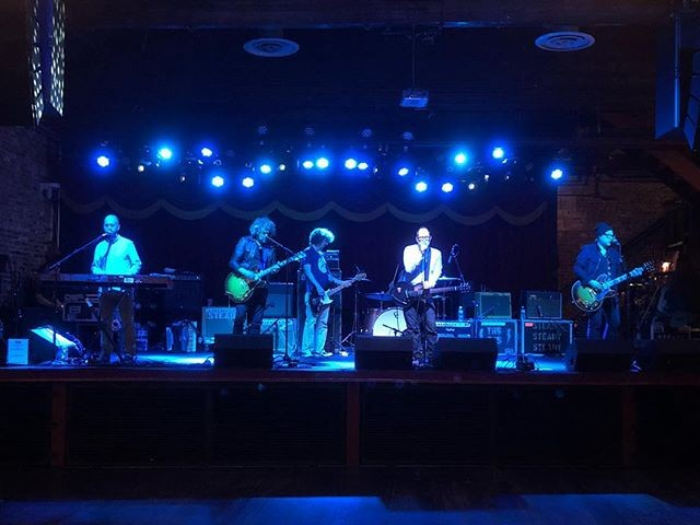 "The Hold Steady's ""Massive Nights"" at the Brooklyn Bowl, Nov. 29, 2017"