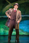 """Finding Neverland"" Star John Davidson Has Some Advice for Actors (4)"