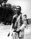 Ernest Withers in Little Rock, 1957