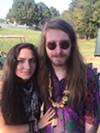 Kirah Ply and Ian Danchenko at Mempho Fest