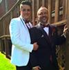 Bradley and Chris Brower
