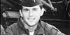 Former President George W. Bush as a National Guardsman.