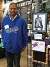 Local Hart artist Anthony Alsobrook