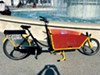 My Ride: Sylvia Crum, Bike: cargo , Used for: everything