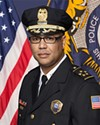 Memphis Police interim director Michael Rallings