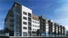 Proposed apartment building