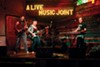 Roxi Love plays at Tin Roof on Beale Street in downtown Memphis.