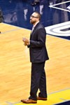 David Fizdale still hasn't figured out his healthy rotation.