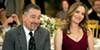 Robert De Niro (left) and Leslie Mann star in Taylor Hackford's <i>The Comedian</i>.