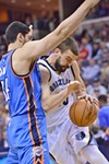 Marc Gasol followed up one of his worst games of the year by... having another one