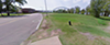 The corner of A. W. Willis and Island Drive, the proposed site for a new dog park.