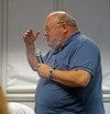 "Voting-machine watchdog Dr. Joe Weinberg expressed a desire for ""paper trail"" voting."