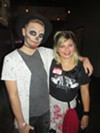Greg Todd and Bridget Lee at Summerween.