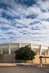 The MidSouth Coliseum.