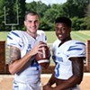 Riley Ferguson, Anthony MIller
