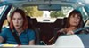 Saoirse Ronan (left) and Laurie Metcalf star in Greta Gerwig's <i>Lady Bird</i>.