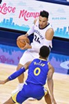 Dillon Brooks has played well, but few of the Grizzlies' other young guys look ready to play.