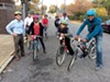 Teen ambassadors in the Big Jump Program help lead the charge to make biking in Memphis safer and more convenient