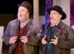 Bad Santa: Tennessee Shakespeare turns Godot into a Holiday Hellscape
