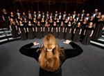 """Maryville College Concert Choir: """"The Road Home"""" tour"""