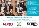Voting: Democracy in Action