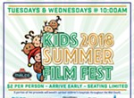 2018 Kids Summer Film Fest