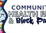 Community Health Fair and Block Party