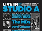 Live in Studio A Concert Series