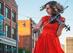Alice Hasen Releases New Album: <i> Violintro</i>