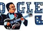 MEMernet: B.B. King's Google Doodle and a Tearjerker Reunion