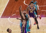 Jackson and Morant Shine as Grizzlies Fall to Lakers109–108