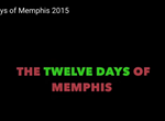 Twelve Days of Memphis: Happy Holidays from Fly on the Wall