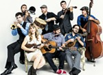The Dustbowl Revival at Lafayette's Music Room