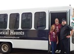 Historical Haunts Ghost Bus Tour