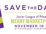 Junior League of Memphis Merry Marketplace