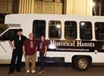 Haunted Memphis Bus Tour