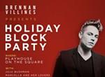 Brennan Villines: Holiday Block Party