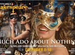 "He Said/She Said: Talking to the Stars of Tennessee Shakespeare's ""Much Ado"""