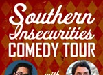 Southern Insecurities Comedy Tour with Krish Mohan & David Coulter